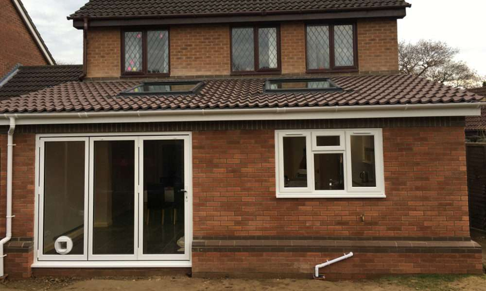 Building developers who do house extensions