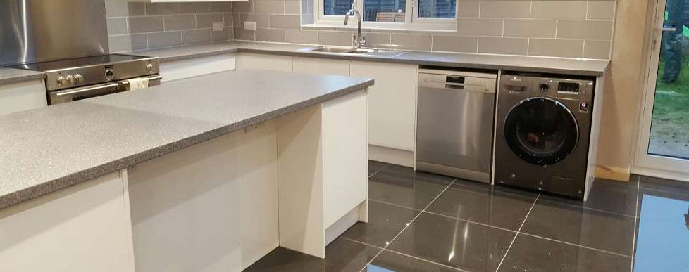 Domestic kitchen fitting building company
