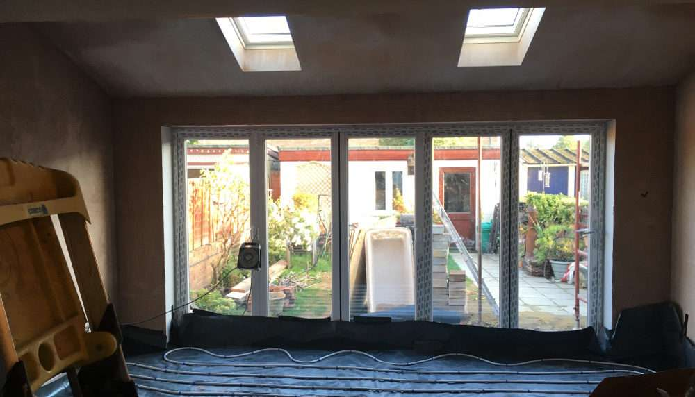Bay windows fitted in Fareham Hampshire